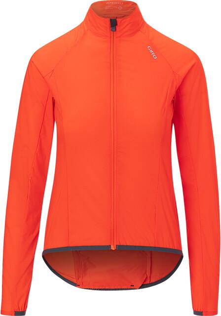 Giro Chrono Wind Jacket Reflective Dame Sykkeljakke